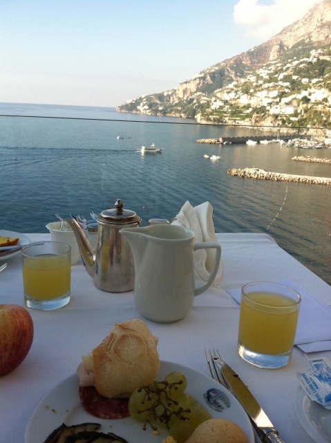 SOLD OUT! Appetizing Amalfi Coast September 10-16,2015