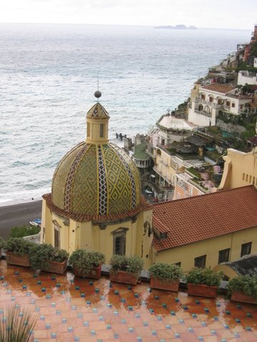 The Appetizing Amalfi Coast September 24-30,2015